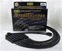 TAY51051 Street Thunder Ford Clevland, Buick V8 Ignition Wire Set Custom Fit 8 cyl. 8mm Black
