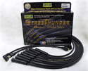 TAY51052 Street Thunder Ford SB, BB, C, Ignition Wire Set Custom Fit 8 cyl. 8mm Black