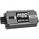 MSD64253 BLACK, 6AL, DIGITAL IGNITION W/REV CONTROL