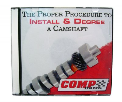 COM190DVD DVD: The Proper Procedure To Install And Degree A Camshaft