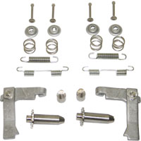 LONLS214 1965-1982 Corvette Stainless Steel E-Brake Hardware Kit