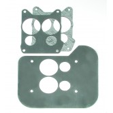 MRG3712 Mr. Gasket - Carburetor Heat Shields - Rochester Quadra Jet - 1/2""