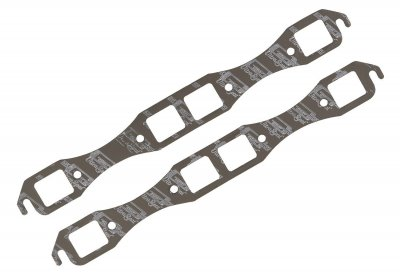 MRG5936 Mr. Gasket Ultra-Seal exhaust gaskets fit Mopar B.B.