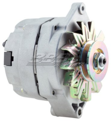 BBB7127-1W GM 1-WIRE ALTERNATOR