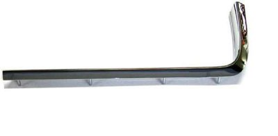 OEM3915847 Corvette Lower Grille Molding, Left, 1968-1969