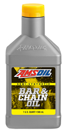 AMS-ABCQT Semi-Synthetic Bar and Chain Oil Ideal for chainsaws and bicycle chains