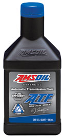 AMS-ATLQT Signature Series Fuel-Efficient Synthetic Automatic Transmission Fluid