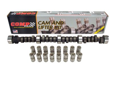 COMCL12-601-4 Mutha' Thumpr™; Hyd. Flat Tappet Cam & Kit; '58-'98 Chevy Small Block 287TH7