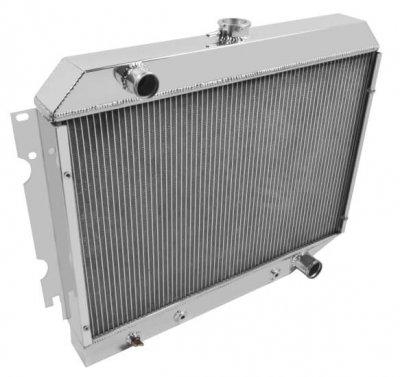 FROFB225 FROSTBITE ALUMINUM RADIATOR - 2 ROW MOPAR SB