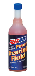 AMS-PCFCN Multi-Vehicle Synthetic Power Steering Fluid Formulated for Quiet Operation and Reliable Wear Protection