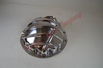 "RPCS5082 Polished Aluminum GM 8.8"" RG Differential Cover - 12 Bolt"