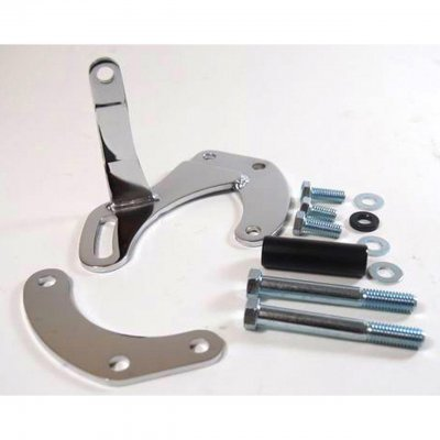 RPCS3814 Saginaw Power Steering Bracket Small Block Chevy