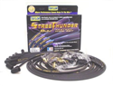 TAY51061 Street Thunder Ford Clevland Ignition Wire Set Custom Fit 8 cyl. 8mm Black STD CAP