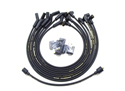 TAY51062 Street Thunder FORD V8 OCH Pontiac V8 std cap Ignition Wire Set Custom Fit 8 cyl. 8mm Black