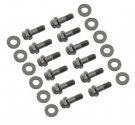 MRG6080 SUPER INTAKE MANIFOLD BOLT KIT-SBC