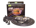 TAY79051 409 Spiro-Pro 10.4mm Ignition Wire Set Spiro Wound Universal Fit 90 deg. Spiral Wound Conductor 8 cyl. Black