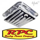 RPCS9531 Chrome Steel Transmission Pan Ford C-4