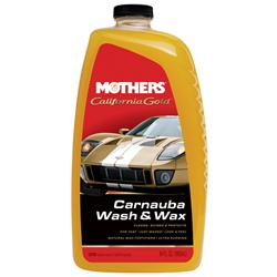 MOT05674 MOTHER'S-CALIFORNIA GOLD CARNAUBA WASH & WAX