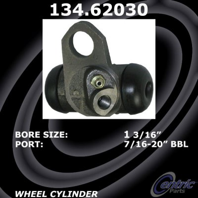 CEN134.62030 PREMIUM WHEEL CYL-1965 - 1970 / CHEVROLET / BEL AIR, BISCAYNE, BROOKWOOD, CAPRICE, IMPALA, KINGSWOOD