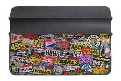 "HLY36-445 Sticker Bomb Fender Cover-36"" x 26"""
