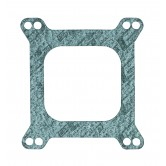 MRG54C Carburetor Base Gasket - 4-Barrel - Square Flange - Open Center