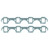 "MRG5930  Mr. Gasket  Exhaust Gaskets - Small Block Ford 289-351W 1964-95 - Rectangle Port - Ultra-Seal - 1.12"" x 1.48"" Ports"