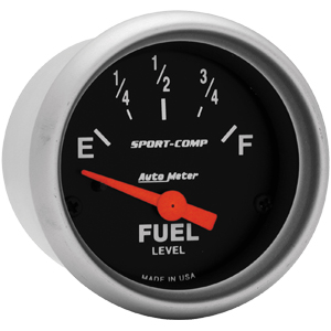 AOM3314 2-1/16 Autometer Fuel Level