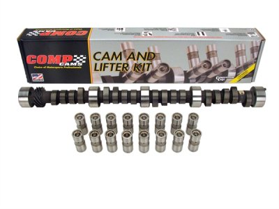 COMCL12-242-2 Cam & Lifters Xtreme Energy XE268H; Hyd. Flat Tappet  '58-'98 Chevy Small Block