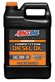 AMS-DCOQT DOMINATOR 20W-50 Competition Diesel Oil