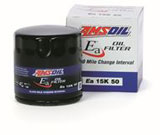 AMS-EA15K50 AMSOIL Ea Oil Filters Superior Oil Filtration for Cars and Light Trucks