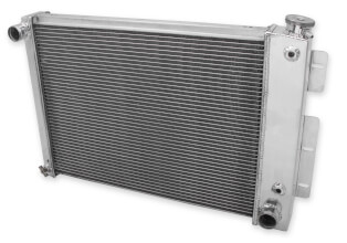 "FROFB148 1967 - 69 CAMARO / FIREBIRD Frostbite Aluminum Radiator  V8 (350/396/400/427) (3-Row) equipped with 30"" wide core"