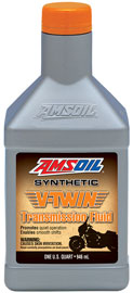 AMS-MVTQT Synthetic V-Twin Transmission Fluid