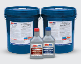 AMS-PCKQT Synthetic Compressor Oil - ISO 100, SAE 30/40