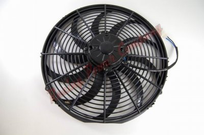 "RPCS1014 14"" Universal Fan W/ Curved Blades HD"