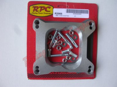 RPCS2066 Carburetor Adapter Holley/AFB 4BBL to Q-Jet Base (Gasket & Hardware Included)