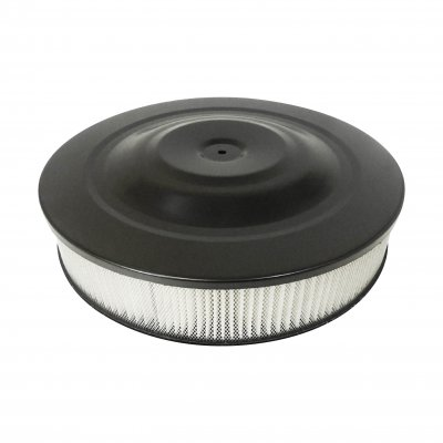 "RPCS2148-SVART BLACK 14"" * 3"" AIR CLEANER"