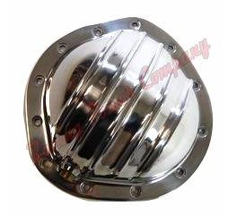 "RPCS5073 Polished Aluminum GM 8.75"" RG Differential Cover - 12 Bolt"