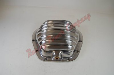 RPCS5076 Polished Aluminum Dana 60 Differential Cover - 10 Bolt