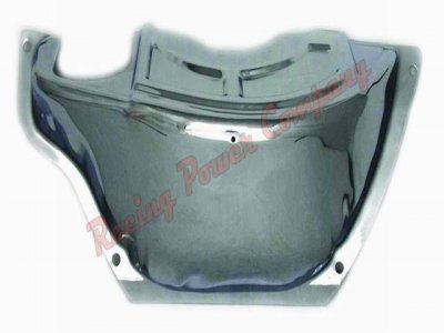 RPCS9417 Chrome 1962-up Powerglide Flywheel Dust Cover