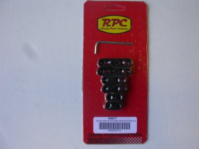 RPCS9577 Black pro style wire separators for 8 or 9 mm wire