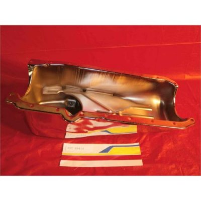RPCS9414 Chrome 1986-up SB Chevy 283-350 Oil