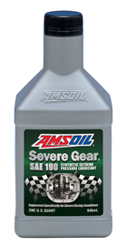 AMS-SRNQT Severe Gear® SAE 190 Engineered to Protect Hard-driven Racing Differentials