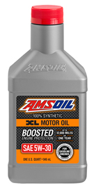 AMS-XLFQT XL 5W-30 Synthetic Motor Oil Boosted Protection For Extended Life